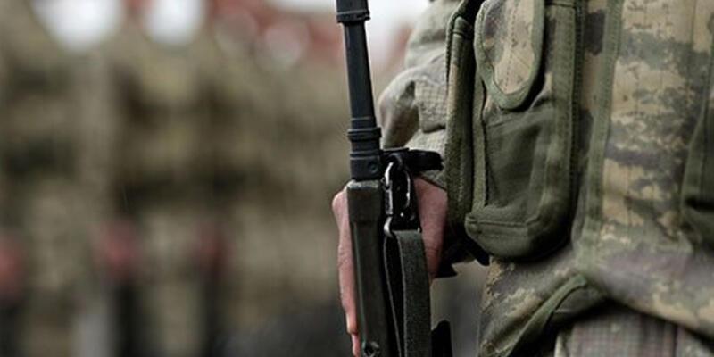 Siirt'te bir asker intihar etti