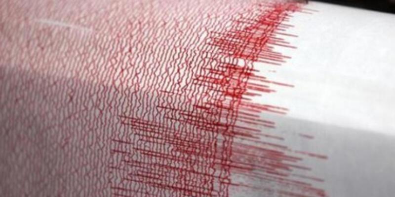 Kırşehir'de 5.0 büyüklüğünde deprem