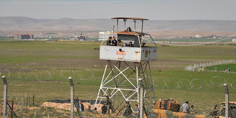 Ceylanpınar'da 1 PYD'li sınırda yakalandı