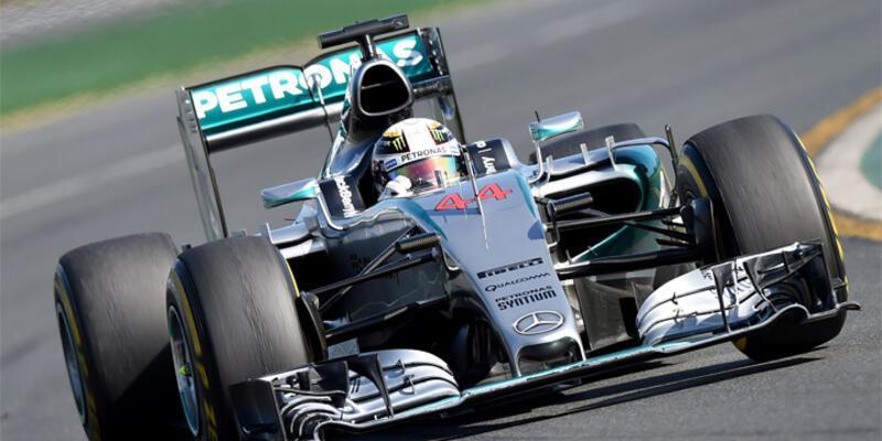 Formula 1'de sıralama turları formatı değişti