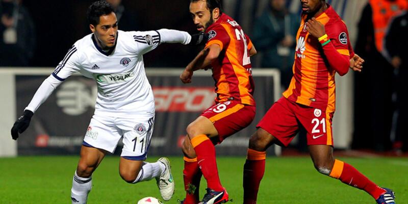 Galatasaray, Marsilya, Olympiakos ve Real Betis Afyon'a geliyor