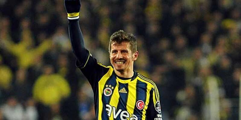 Fenerbahçe'den Emre Belözoğlu'na teşekkür mektubu
