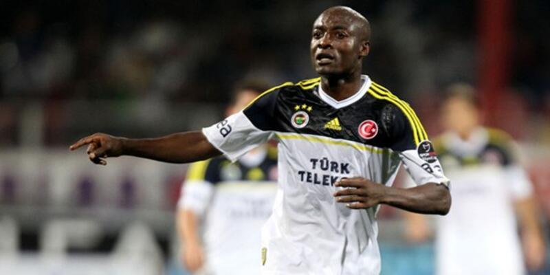 Pierre Webo Osmanlıspor'a imza attı