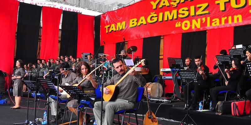 """Grup Yorum'dan yeni eylem: """"Yasaklara karşı Ankara'ya PedallıYORUM"""""""