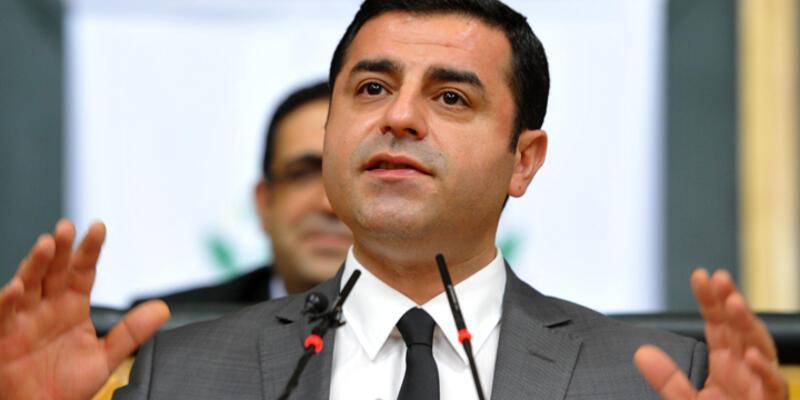 "Demirtaş: ""AKP'ye armağan etmiş oldu"""