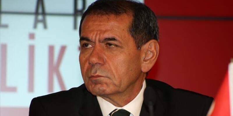"""Dursun Özbek: """"Melo'nun durumu hâlâ belirsiz"""""""