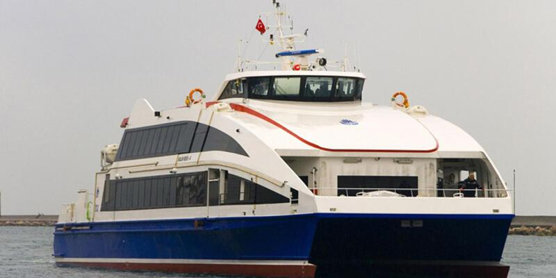 İDO'dan hafta sonu feribot ve deniz otobüsü sefer iptalleri