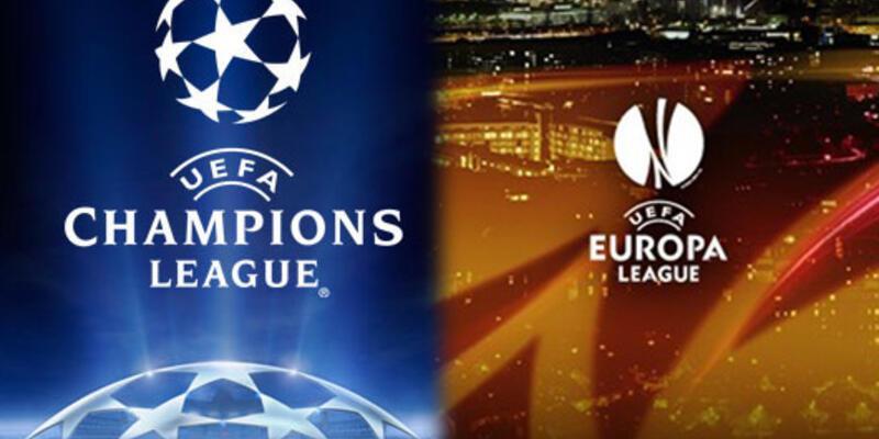 Avrupa kupalarında kura çekimi yarın