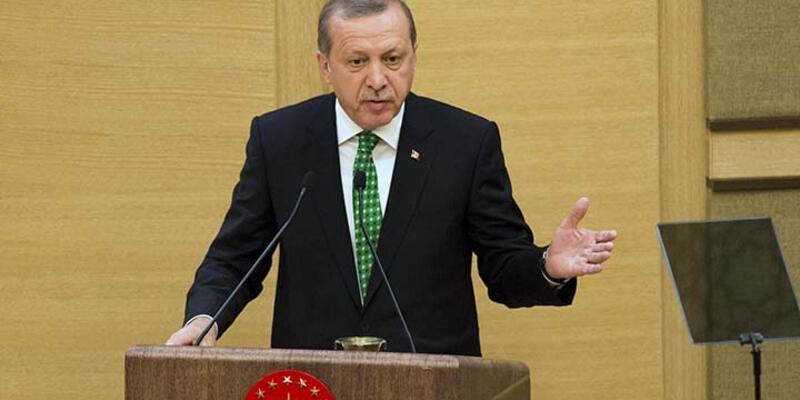 Cumhurbaşkanı Erdoğan işçilerle buluştu
