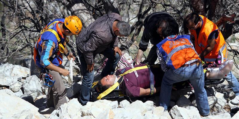 Iraklı turist ölümden döndü!