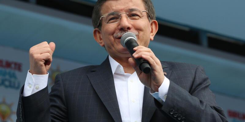 "Davutoğlu ""Demirtaş'a Selahattin demeyeceğim"""