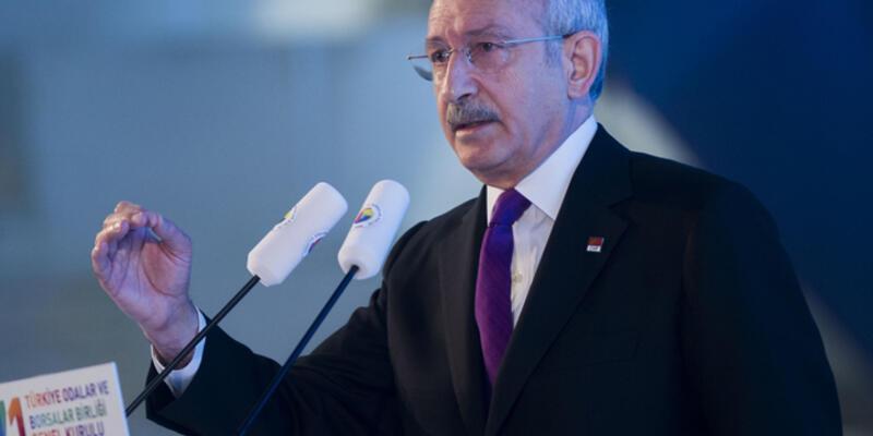 CHP lideri Kılıçdaroğlu: ''Vallahi dedikodulardan bıktım''