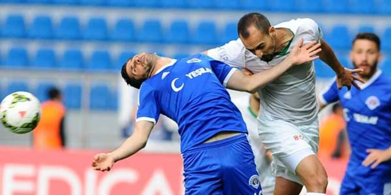 Kasımpaşa - Bursaspor: 5-3