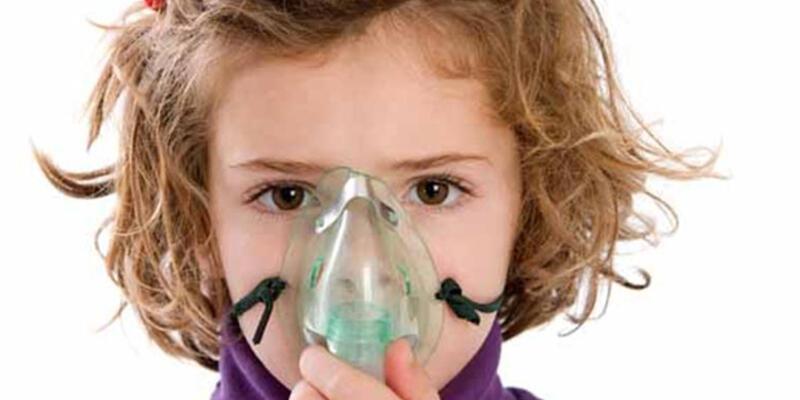 Her 7-8 çocuktan biri astım hastası
