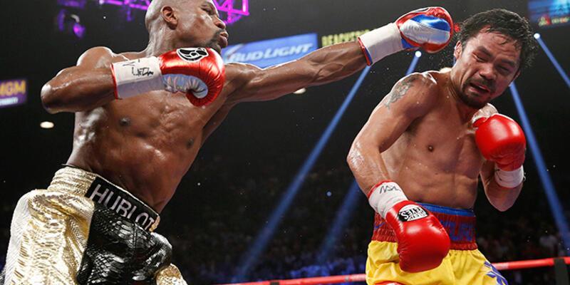 """Manny Pacquiao'ya """"sakat dövüşme"""" cezası"""