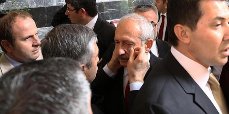 Kılıçdaroğlu'na yumruklu saldırı davasında karar