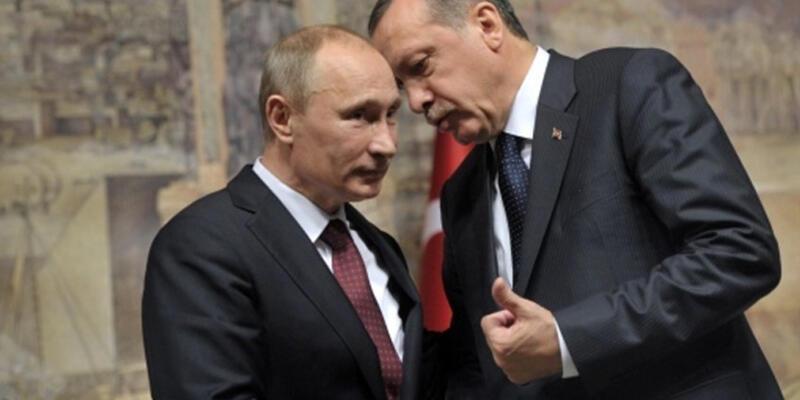 Erdoğan'dan Putin'e ret!