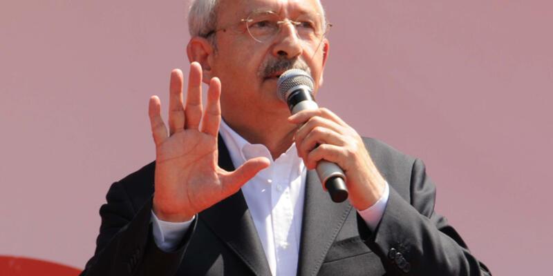 """CHP Genel Başkanı Kılıçdaroğlu: """"Ülkede temiz siyaset yok"""""""