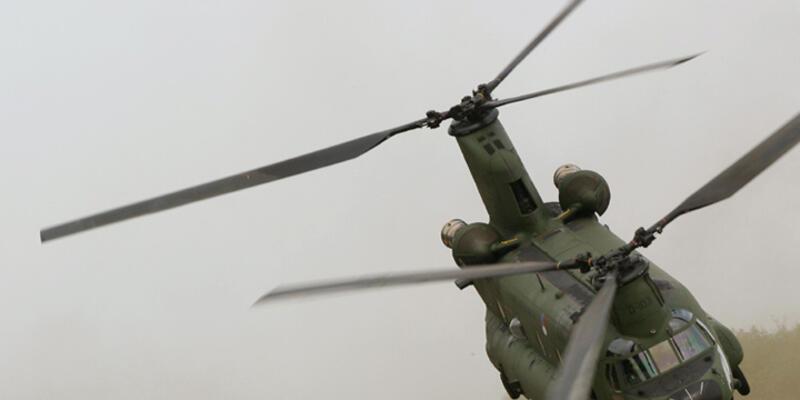 Pakistan'da büyükelçileri taşıyan helikopter düştü: 6 ölü, 3 yaralı