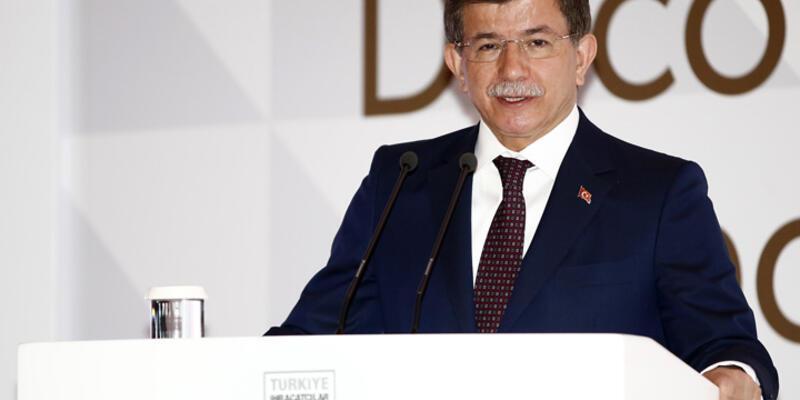 Başbakan Davutoğlu: ''CHP'nin projesi çalıntı, kitabımdan çalıntı''