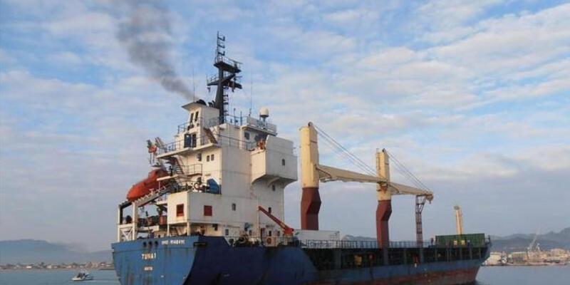 Libya'da Türk gemisine hava saldırısı: Bir Türk vatandaşı öldü