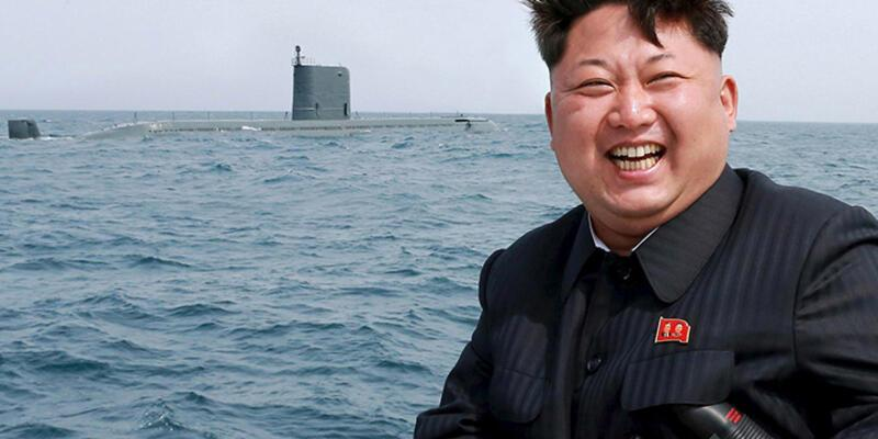 Kuzey Kore balistik füze denedi!