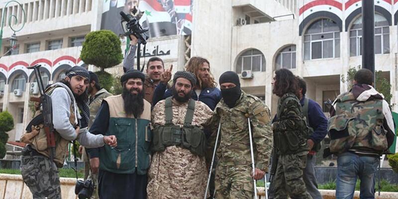 Suriye'de Hizbullah'ın 25 milisi öldürüldü