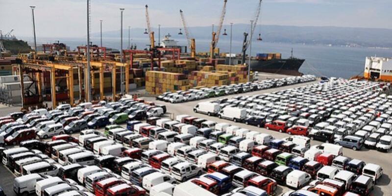 Nisan ayı ihracat rakamları Antalya'da açıklandı