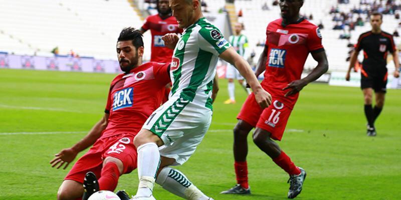 Torku Konyaspor - Gençlerbirliği: 1-0