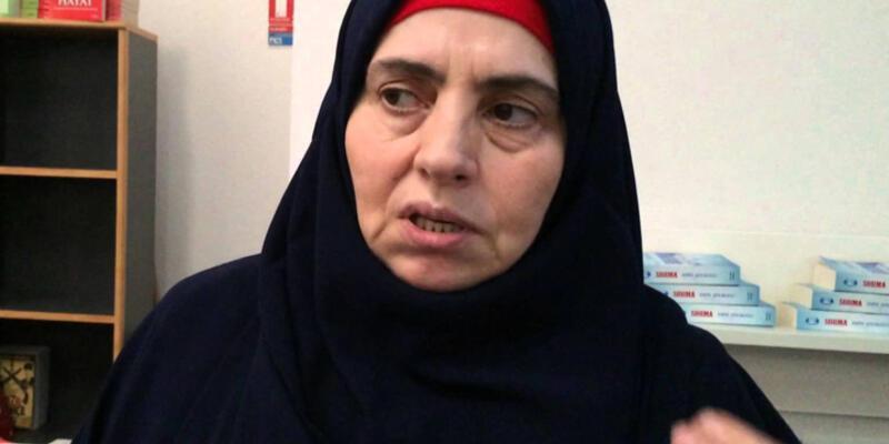 Emine Şenlikoğlu gözaltına alındı
