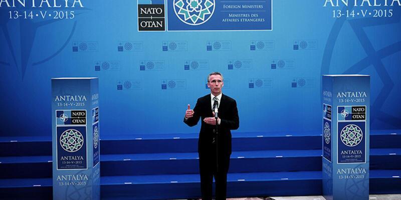 NATO Dışişleri Bakanları Antalya'da