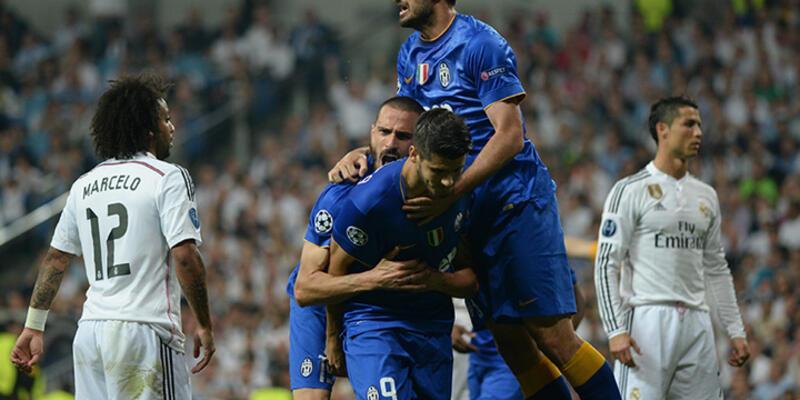 Real Madrid'e büyük şok! Juventus finalde...