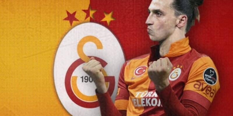 Galatasaray taraftarından İbrahimovic'e pres ve markaj!