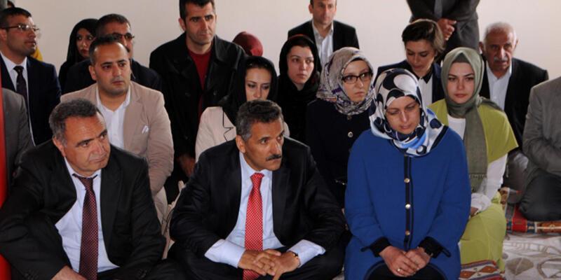 Tunceli Valisi Osman Kaymak cemevine çağırdı