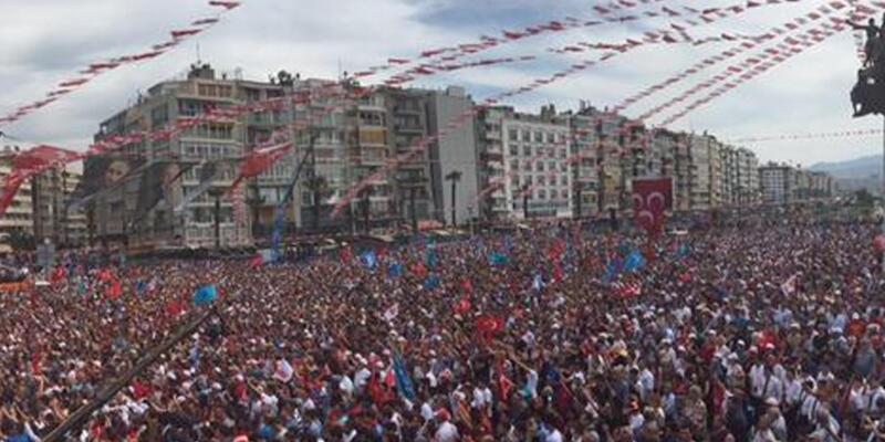 İzmir'deki 1 Mayıs gözaltılarına 9 tutuklama!