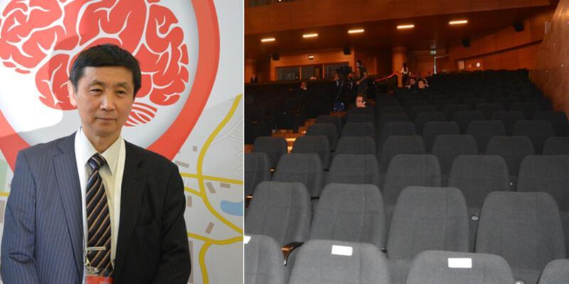 """Japon deprem uzmanı boş koltuklara anlattı: """"Marmara'da tsunami olabilir"""""""