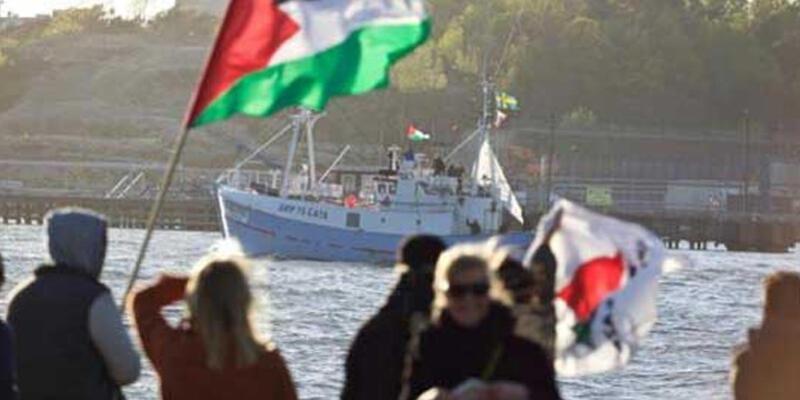 Gazze'ye bir gemi daha gidiyor