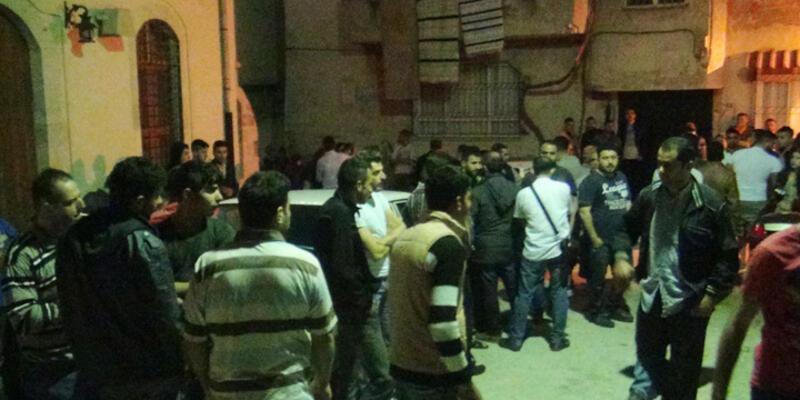 Hatay'da Suriyeliler ile mahalle sakinleri arasında 'taciz' gerginliği