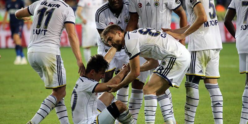 Mersin İdman Yurdu 0-1 Fenerbahçe