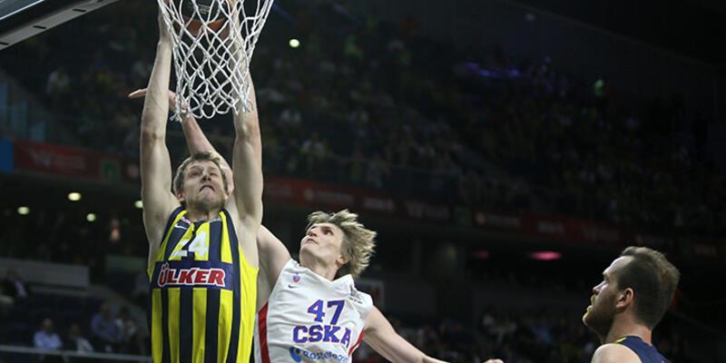 Fenerbahçe Ülker dördüncü oldu