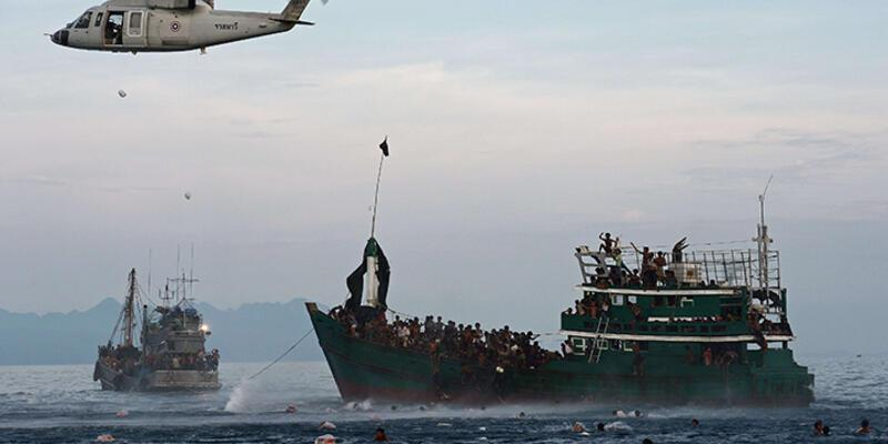 Güney Asya'daki mülteci krizine BM müdahalesi