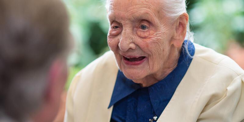 111 yaşındaki en yaşlı Alman öldü