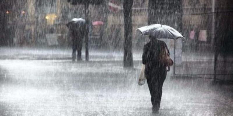 İzmir ve Manisa için sağanak uyarısı yapıldı