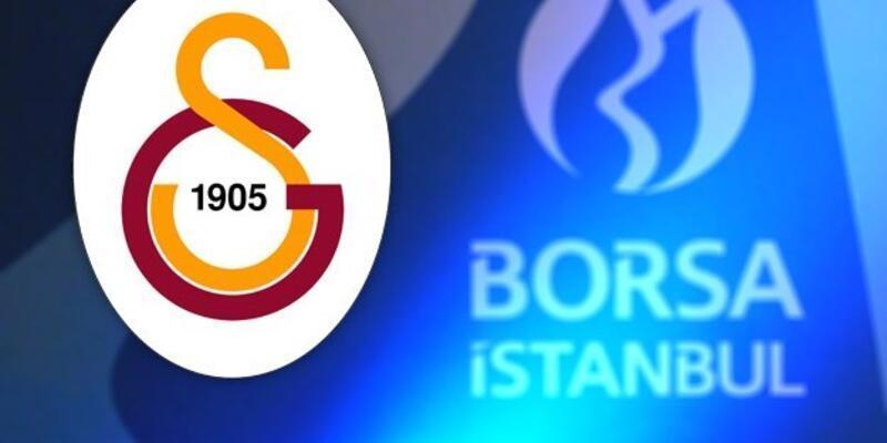 """Borsada Galatasaray'ın yükselişine """"otomatik"""" fren"""