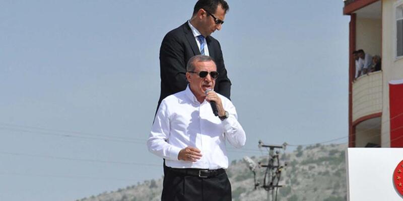"""Erdoğan: """"Bu fakir hiçbir zaman sultan olmanın gayretinde olmadı"""""""