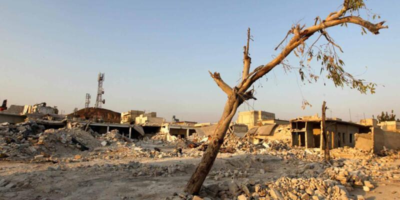 Halep'e varil bombalı saldırıda 59 kişi öldü