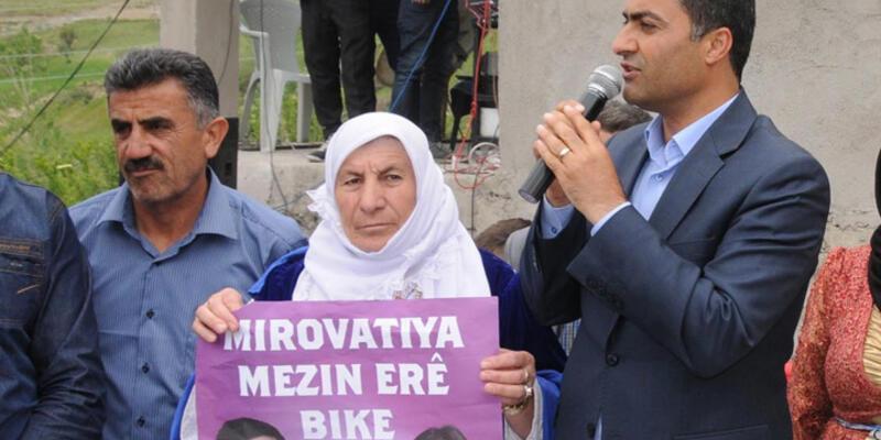 """HDP'li Zeydan'dan """"Yüksekova havalimanı açılışına vatandaşlar katılmayacak"""" iddiası"""