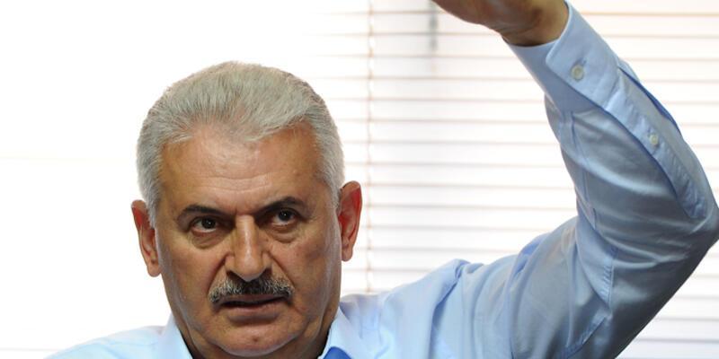 Binali Yıldırım'dan AKP'li Cuma İçten'e tepki