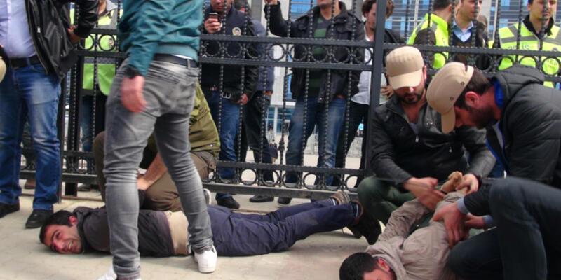 Hasan Ferit Gedik Davası öncesinde gözaltı
