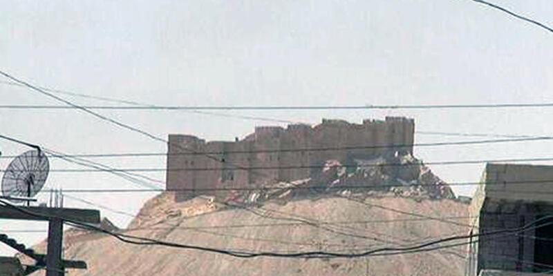 Suriye ordusu Palmira'ya operasyon düzenliyor